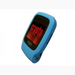 MP4 Player CRYPTO PEGGY 15 4GB Blue